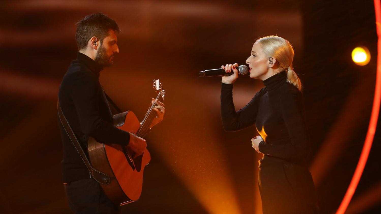 """VIDEO. Eurovision 2018 : """"Mercy"""", la chanson du duo Madame Monsieur qui représentera la France"""