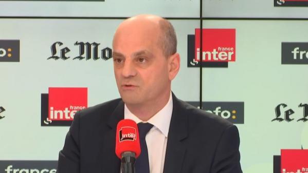 """Réforme du bac : """"L'ossature, c'est quatre épreuves terminales et le reste en contrôle continu"""", assure Jean-Michel Blanquer"""
