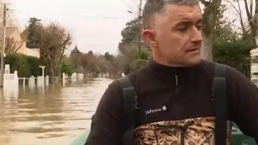 Inondations dans les yvelines la barque au quotidien for Sortir dans les yvelines