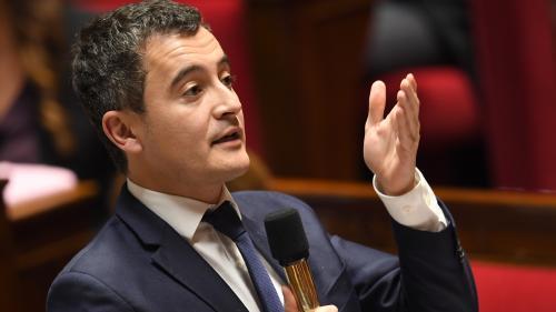 """DIRECT. Regardez """"L'Emission politique"""" avec Gérald Darmanin sur France 2"""