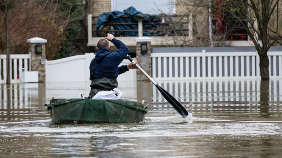 Inondations les yvelines les pieds dans l 39 eau for A voir dans les yvelines