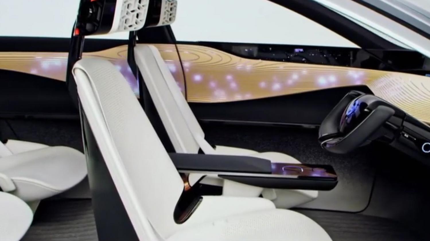 automobile les voitures du futur. Black Bedroom Furniture Sets. Home Design Ideas