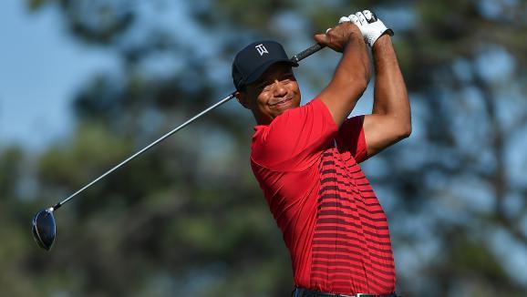 Tiger Woods passe le cut à San Diego