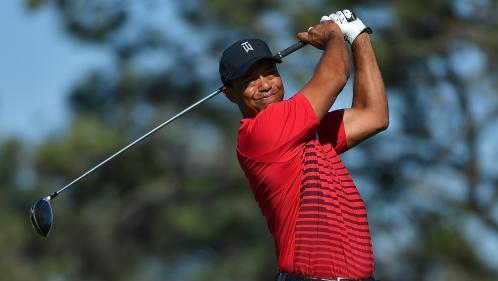 VIDEO. Le golfeur Tiger Woods de retour dans le club des vainqueurs