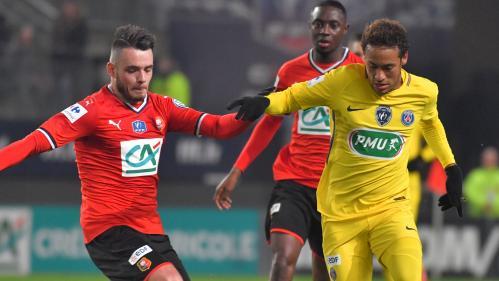 Football : regardez en direct la demi-finale de la Coupe de la Ligue entre Rennes et le Paris Saint-Germain avec francetvsport