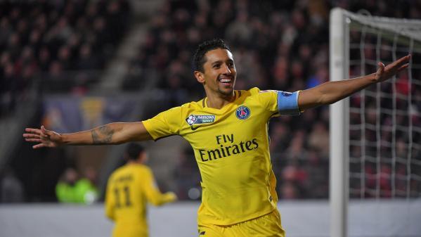 Coupe de la Ligue : Paris bat Rennes (3-2) et se qualifie pour la finale
