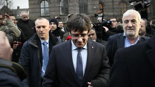 Catalogne : un message privé de Puigdemont sème le doute sur sa candidature