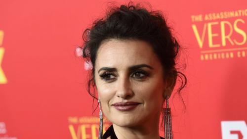 L'actrice espagnole Penélope Cruz recevra un César d'honneur
