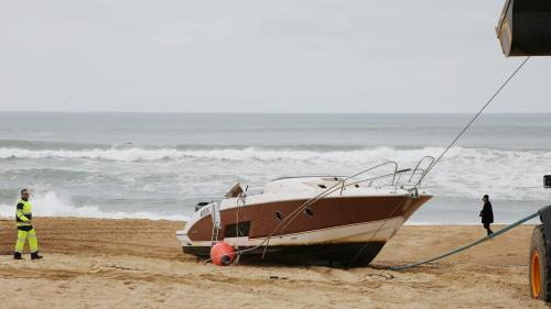 Landes : les recherches du patron de Quiksilver, disparu en mer, sont suspendues