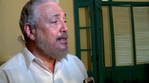 Cuba : le fils aîné de Fidel Castro s'est suicidé