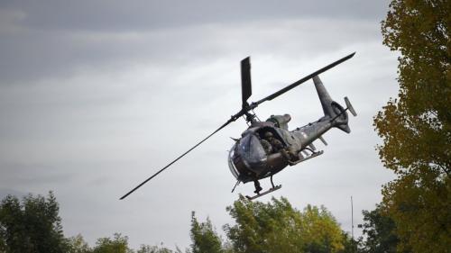 Var : au moins cinq morts dans le crash de deux hélicoptères de l'armée de terre