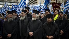 Des signes de réconciliation entre la Grèce et la Macédoine ?