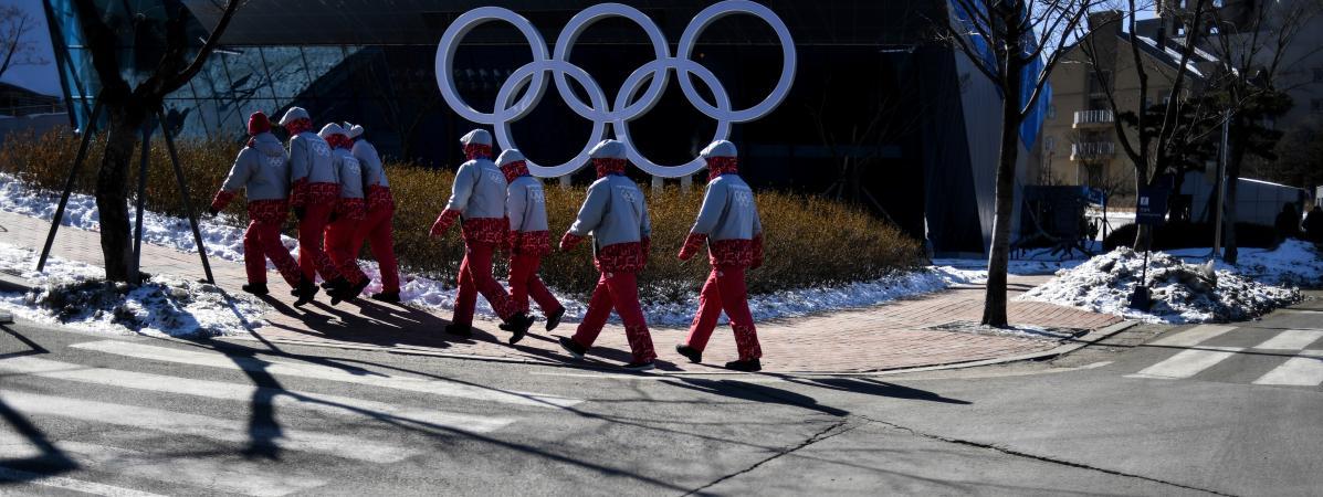 JO de Pyeongchang   le CIO veut