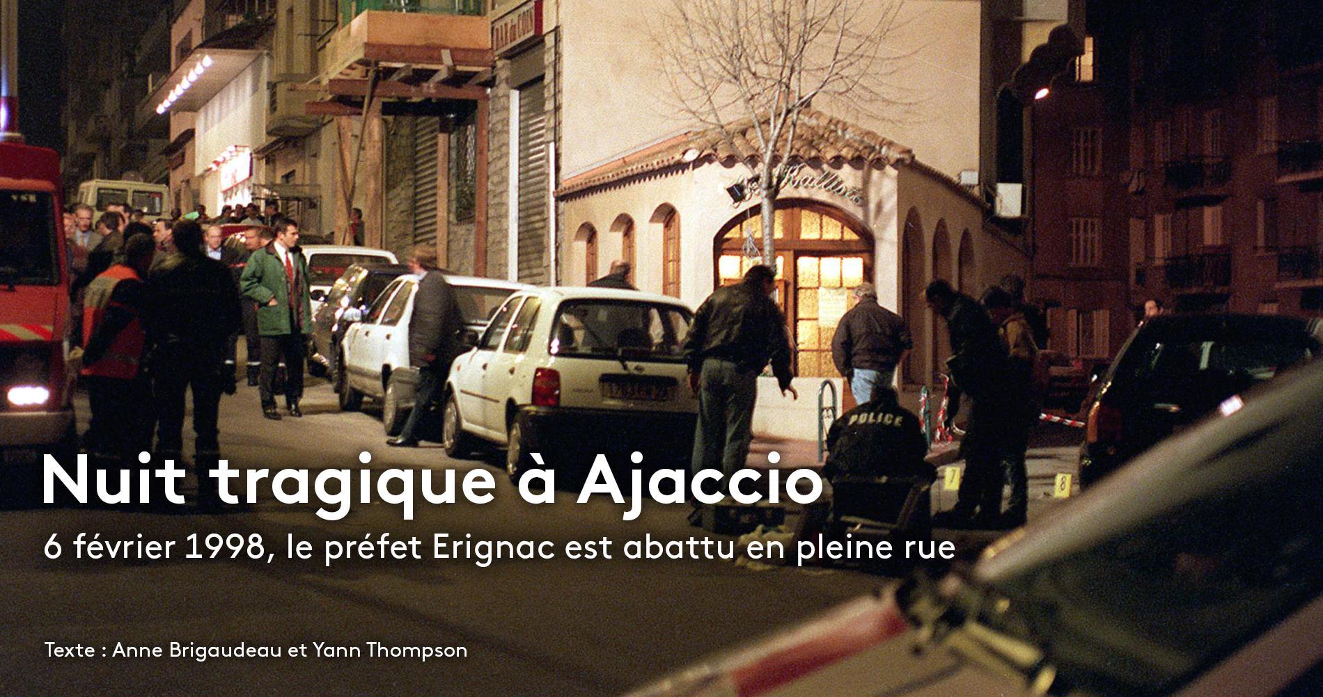 Le préfet des Vosges rend hommage à Claude Erignac