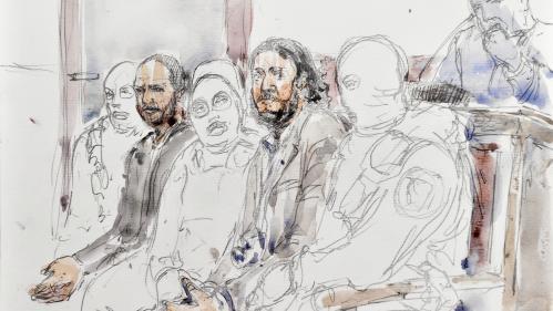 Procès de Salah Abdeslam : une première journée sous haute sécurité et haute tension