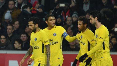 Foot : les huit joueurs les mieux payés de Ligue 1 jouent tous au PSG