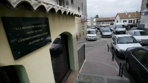 Corse : hommage au préfet Érignac, entre devoir de mémoire et crispation