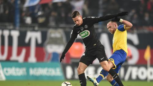 DIRECT. Coupe de France : le PSG mène 4-1 face à Sochaux