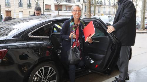 """Neige-verglas : """"La situation sera encore difficile en Île-de-France mercredi matin"""", prévient la ministre des Transports"""