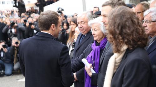 """DIRECT. """"La Corse, terre de fierté et de dignité, a été salie par ce crime"""", lance Emmanuel Macron lors de l'hommage au préfet Claude Erignac"""