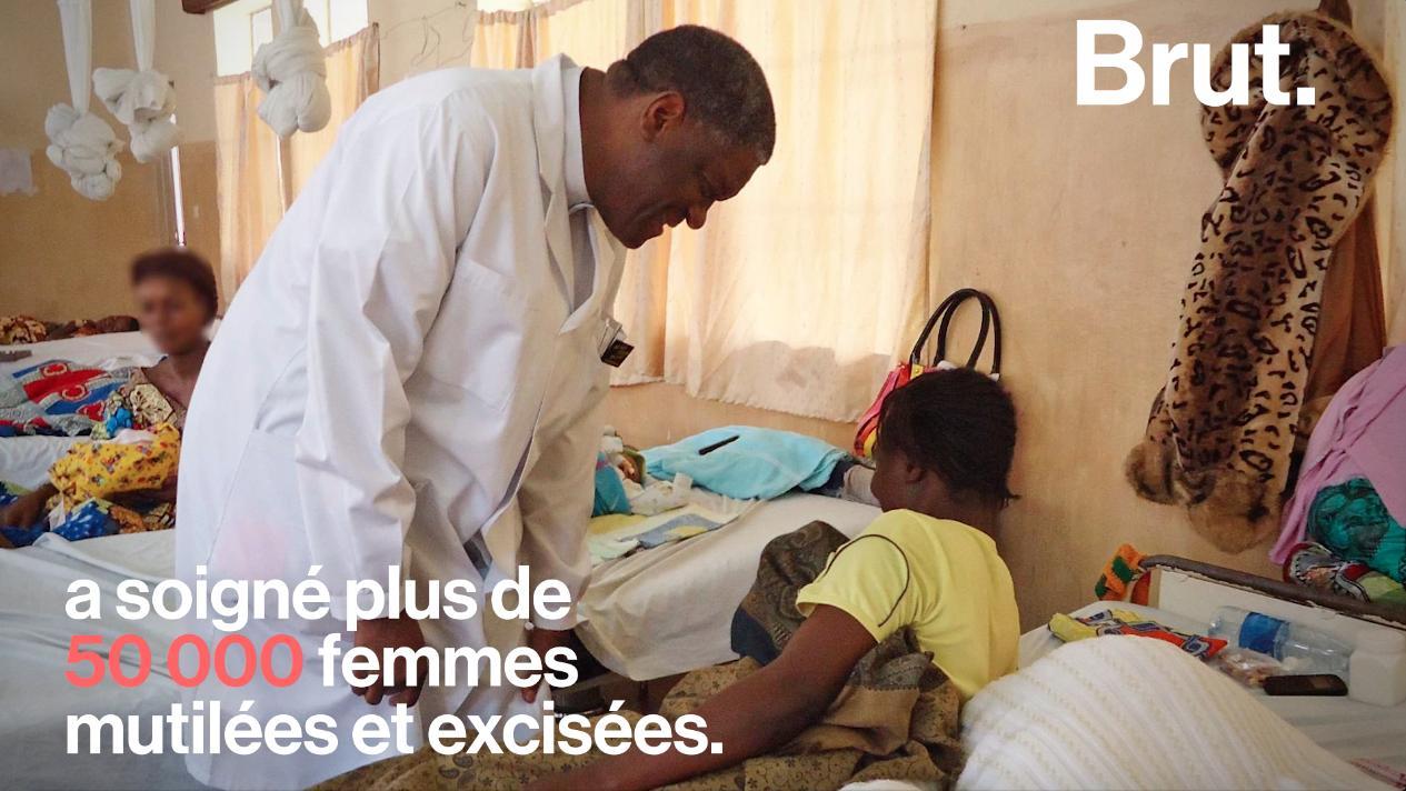 Qui est denis mukwege l homme qui r pare les femmes - Personne qui repare les cheminees ...