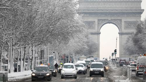 Météo : chasse-neige, fraiseuses... L'Ile-de-France devrait-elle en remettre une couche sur les équipements spécialisés ?