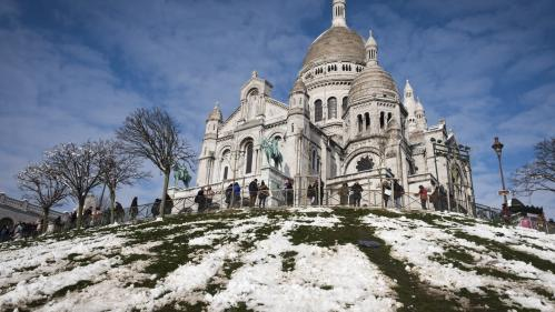 Neige et froid : des records ont-ils été battus en Ile-de-France ?