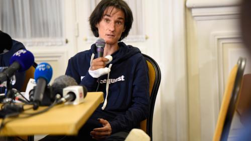 """Regardez en direct l'émission """"Envoyé spécial"""" consacrée au sauvetage de l'alpiniste française Elisabeth Revol dans l'Himalaya"""