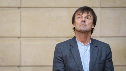 """La justice confirme une plainte pour """"viol"""" en 2008 à l'encontre de Nicolas Hulot, classée pour prescription"""