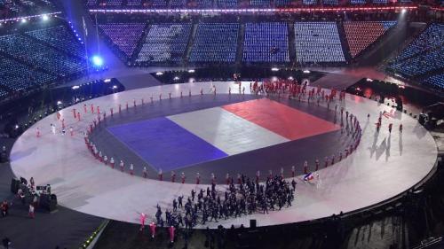 DIRECT. Les Jeux olympiques d'hiver sont officiellement ouverts. Regardez la cérémonie d'ouverture