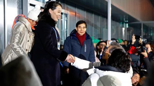 VIDEO. Qui est Kim Yo-jong, sœur de Kim Jong-un et invitée surprise des JO d'hiver 2018 ?