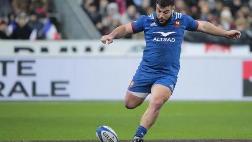 DIRECT. Rugby : la France en tête à la mi-temps (14-20), regardez la rencontre Ecosse-France sur France 2