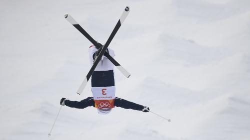 VIDEO. JO d'hiver 2018 : Perrine Laffont impressionne lors des qualifications en ski de bosses