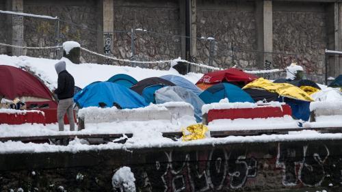 nouvel ordre mondial   Paris : des avocats alertent autour de la situation de mineurs à la rue