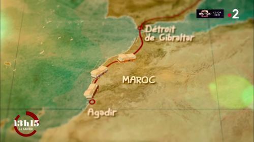 nouvel ordre mondial   VIDEO. Des dizaines de milliers de retraités français migrent vers le Maroc en hiver... et reviennent en France au printemps