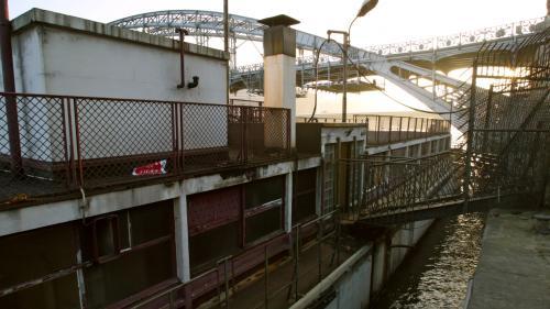 Paris : une péniche de Le Corbusier classée monument historique a coulé lors de la décrue de la Seine