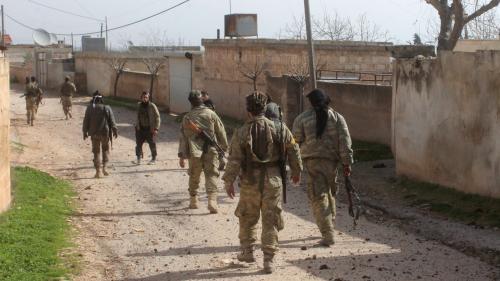 Une centaine de jihadistes français ont été signalés en Syrie