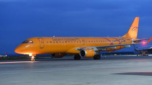 Russie : un avion de ligne s'écrase près de Moscou avec 71 personnes à bord