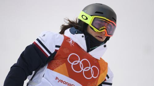 JO d'hiver 2018 : Perrine Laffont sacrée championne olympique de ski de bosses, première médaille française de la compétition