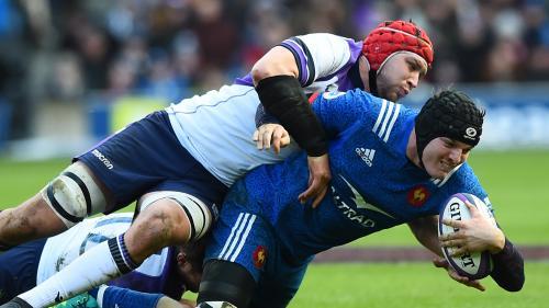 Tournoi des six nations : l'équipe de France de rugby n'y arrive pas et subit une nouvelle défaite face à l'Ecosse (32-26)