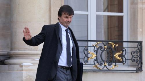 """VIDEO. Affaire Nicolas Hulot : """"Nous n'avons pas publié le nom"""" de Pascale Mitterrand, se défend le directeur d'""""Ebdo"""""""
