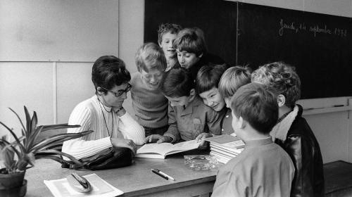 nouvel ordre mondial   Histoires d'info. Réformez l'enseignement des maths, mais sans dégoûter les élèves, s'il vous plaît !
