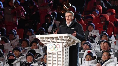 JO 2018 : le président du CIO Thomas Bach se rendra en Corée du Nord après les Jeux