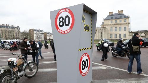 Limitation à 80 km/h : 40 millions d'automobilistes publie un rapport contesté sur l'expérimentation