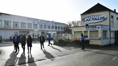 INFO FRANCEINFO. Lait infantile contaminé: 30 nouvelles plaintes de familles contre Lactalis