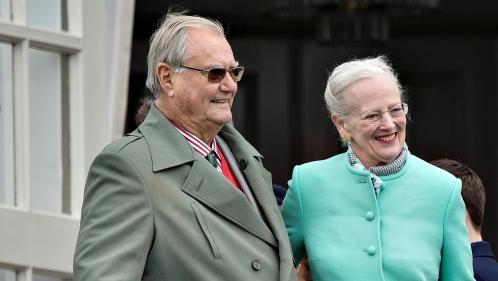 Henrik du Danemark, l'époux français de la reine Margrethe II, est mort