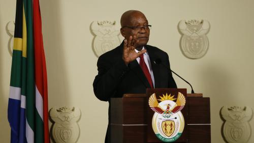 Afrique du Sud : rattrapé par des affaires de corruption, le président Jacob Zuma annonce sa démission