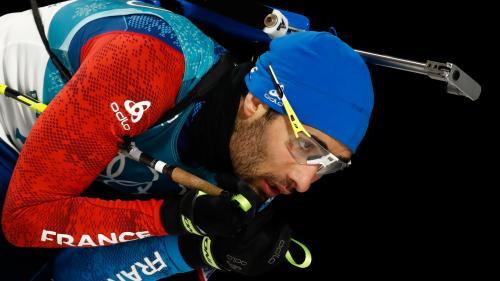 JO d'hiver 2018 : le relais français remporte la médaille d'or dans l'épreuve mixte de biathlon, avec l'aide d'un grand Martin Fourcade