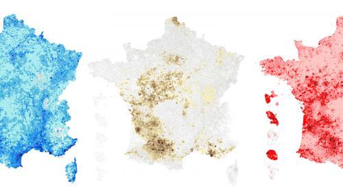 CARTES. Inondations, sécheresse... Dans quelles villes françaises faut-il habiter pour être à l'abri des catastrophes naturelles ?