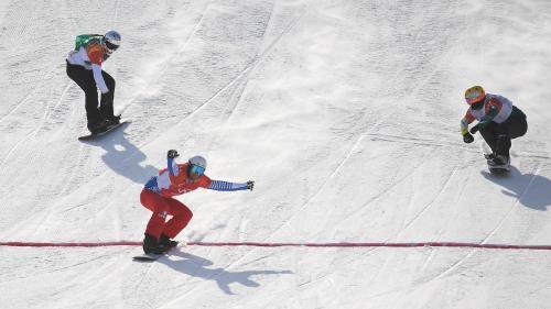 JO d'hiver 2018 : l'or pour un Français en snowboard, chute en patinage... Ce qu'il ne fallait pas rater cette nuit